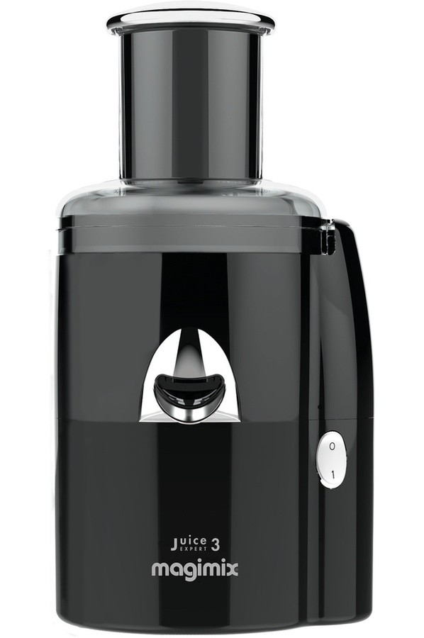 extracteur de jus magimix juice expert 3 noir. Black Bedroom Furniture Sets. Home Design Ideas