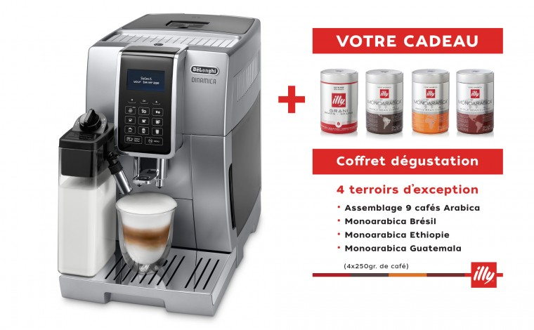 Delonghi Eletta Plus Ecam 44.620.S Full automatique