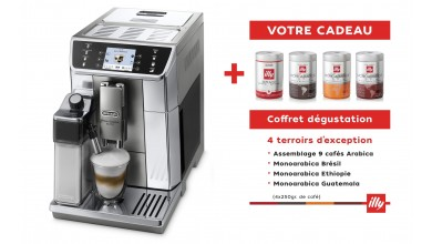 Delonghi PrimaDonna Elite Ecam 650.55 MS Full automatique