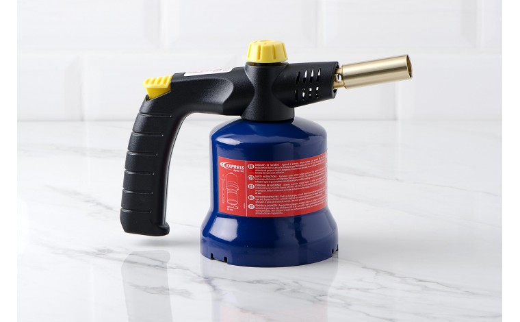 Express gas blowtorch