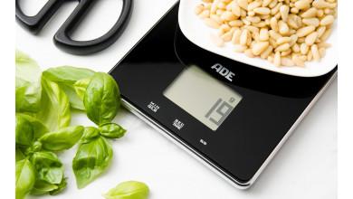 Balance de cuisine 5 kg/1 gr Sophia noir