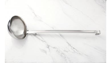 Louche monobloc inox Diamètre 14 cm