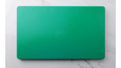 Planche à découper verte