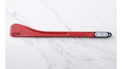 Spatula thermometer
