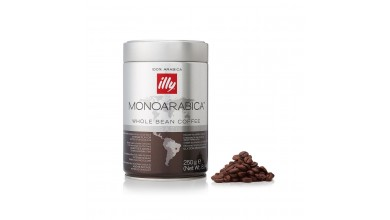 Illy café en grain torréfaction traditionnelle