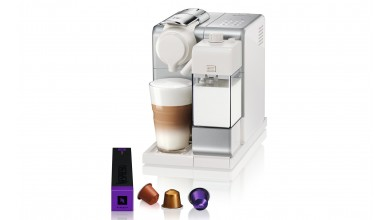 Machine Nespresso Lattissima Touch Argenté EN560S-Delonghi