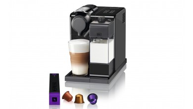 Machine Nespresso Lattissima Touch Noir EN560B-Delonghi