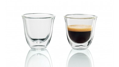 Set 2 tasses espresso Delonghi