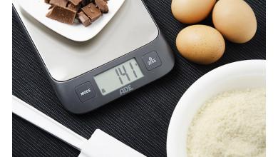 Balance de cuisine 5 kg/1 gr Mila anthracite