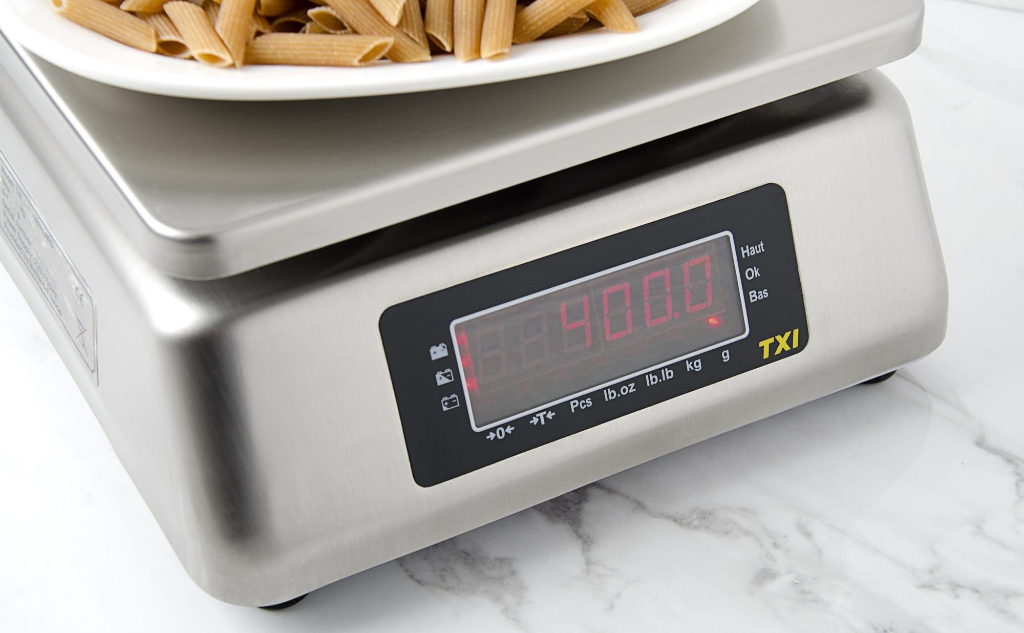 Balance de cuisine professionnelle - Colichef on