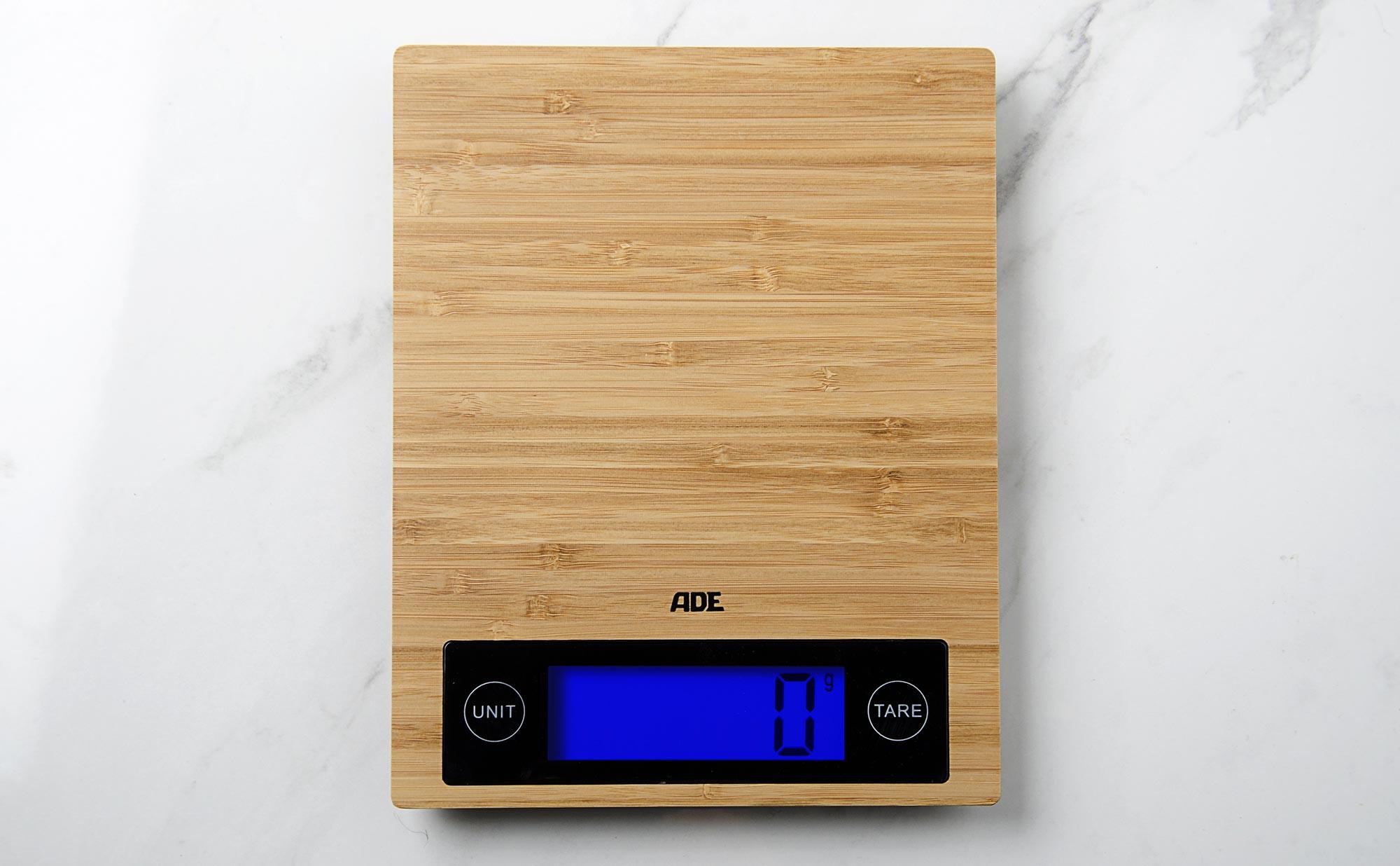 Balance de cuisine bambou ramona 5 kg colichef - Balance de cuisine 10 kg ...