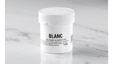 Colorant alimentaire en poudre Blanc 20gr