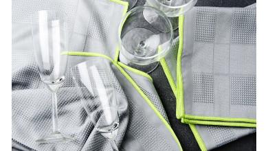 Essuie-verres Microfibre Delta