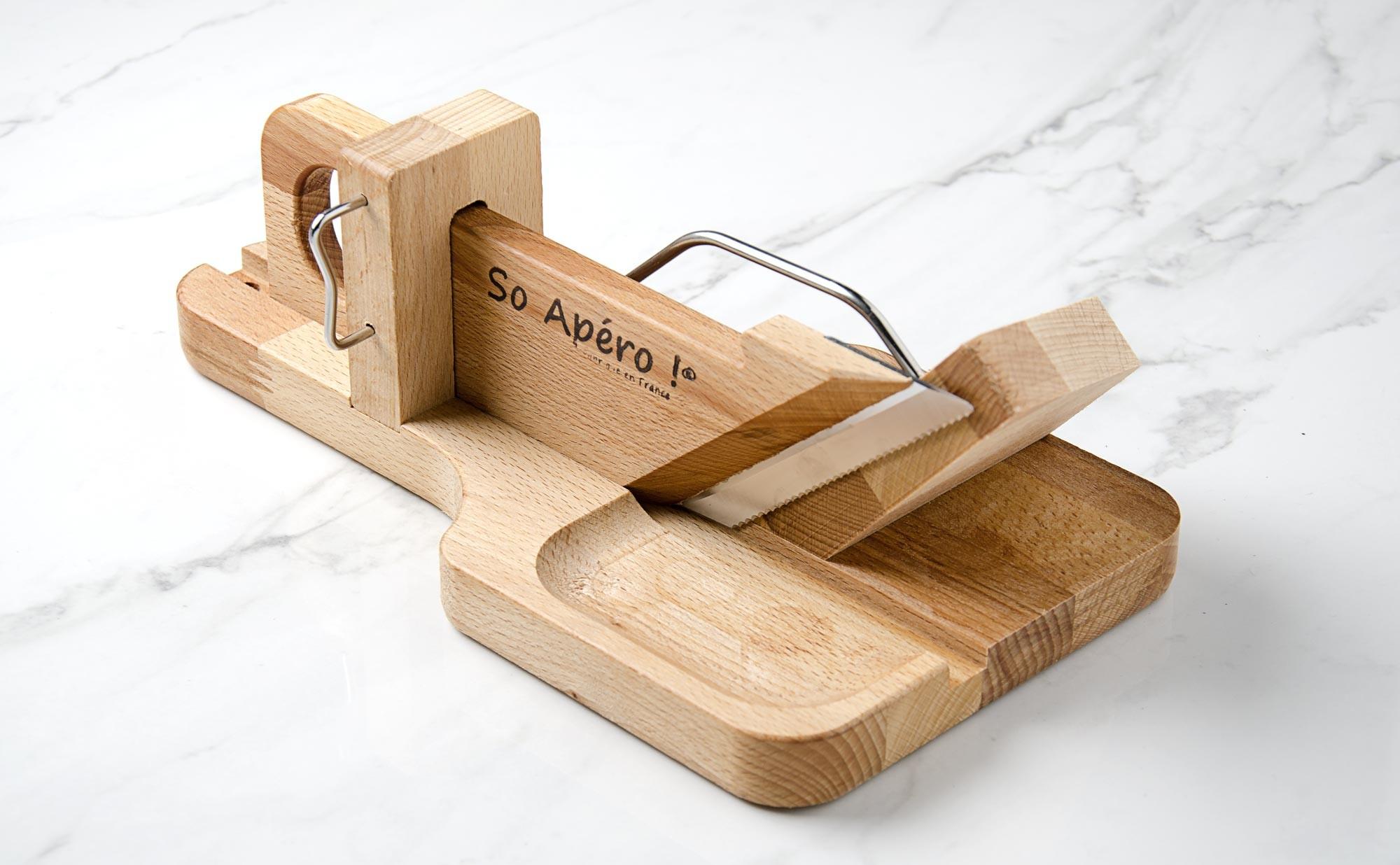 guillotine saucisson so ap ro colichef. Black Bedroom Furniture Sets. Home Design Ideas