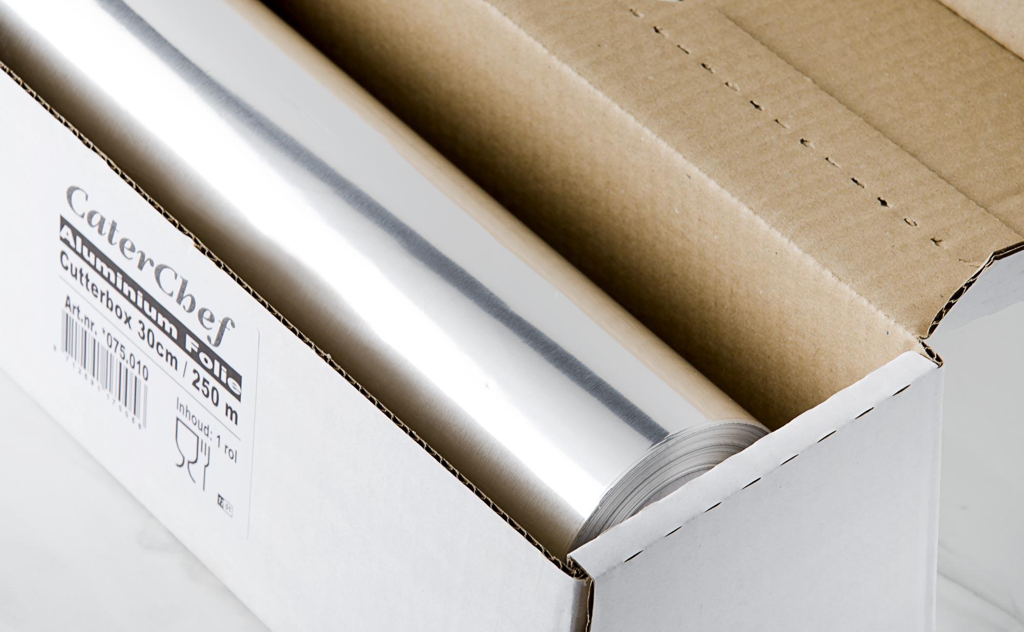 rouleau d'aluminium 30 cm de large - colichef