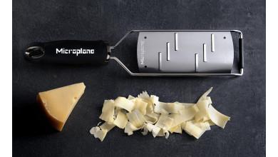 Wide cut grater
