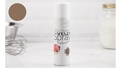 Spray velours (chocolat noir)