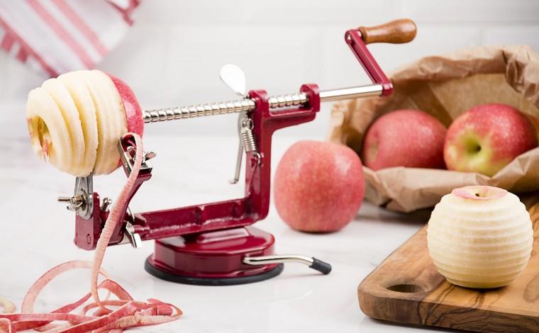 Pèle Pommes Fixation ventouse