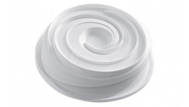 Moule silicone Vortex 18 CM Silikomart professionnel