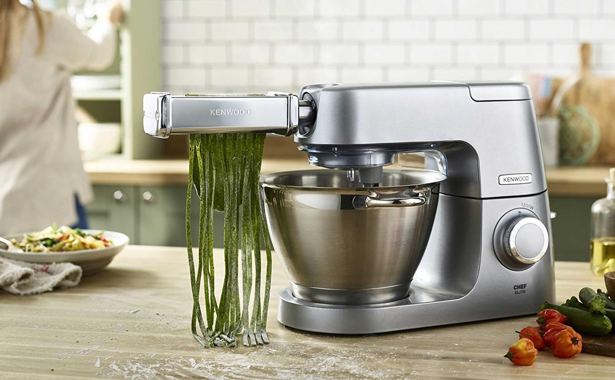 Kit à pâtes fraîches (MAX980ME) pour Cooking Chef Kenwood 3604a0051a6b