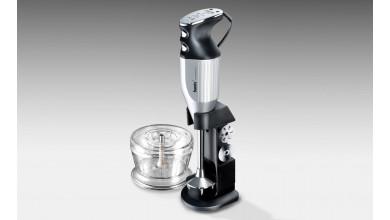 Mixeur plongeant Bamix M160 Deluxe Argent