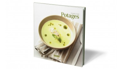 Livre de recettes Bamix Potages