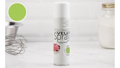 Spray effet velours vert 250 ML