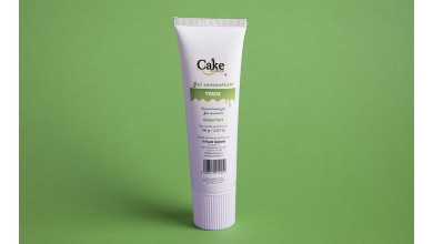 Colorant alimentaire en gel vert 100gr