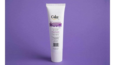 Colorant alimentaire en gel violet 100gr