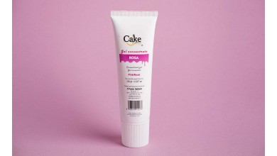 Colorant alimentaire en gel rose 100gr