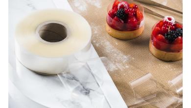Rhodoid - pastry tape H 4 cm