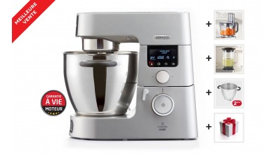 Robot cuiseur Kenwood Cooking Chef Gourmet