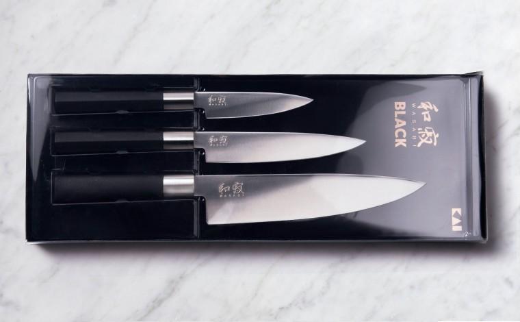 Kai Wasabi set of 3 knives