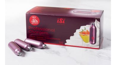 N2O ISI cartridges - box of 50