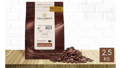 Chocolat au lait 823 pistoles 2,5 kg