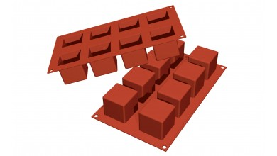 Moule silicone 8 cubes