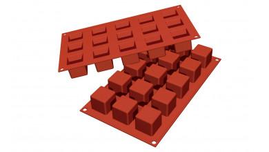 Moule silicone 15 mini cubes