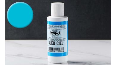 Colorant alimentaire liquide Bleu ciel 100ml