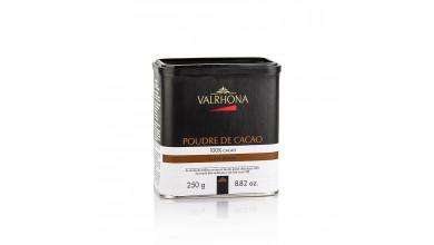 Poudre 100% Cacao Valrhona