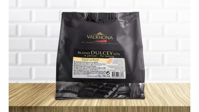 "Chocolat Valrhona en fèves ""Dulcey"" 32%"