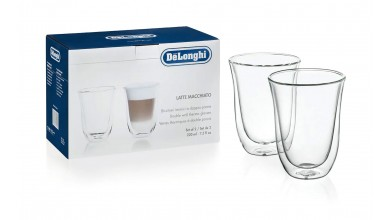 Set 2 tasses Latte Macchiato Delonghi