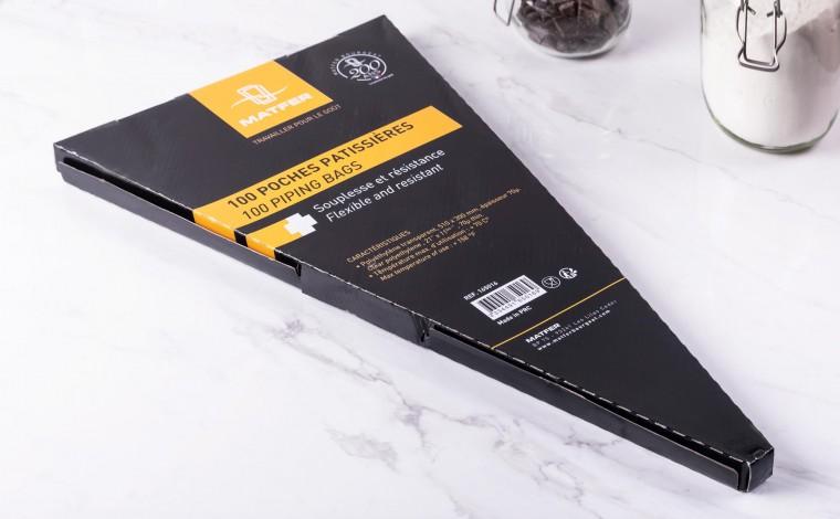 Poche pâtissière jetable 51 x 30 cm