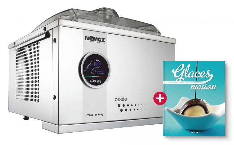 Sorbetière Gelato Pro 3K