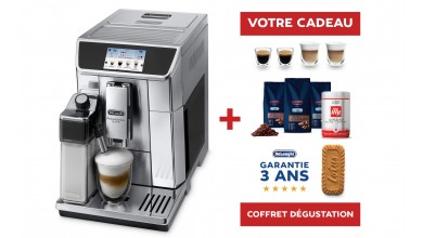 Delonghi PrimaDonna Ecam 650.75 M Full automatique