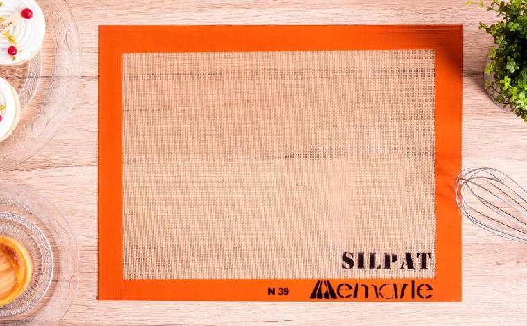 Toile de cuisson anti-adhérente Silpat - 40x30 cm