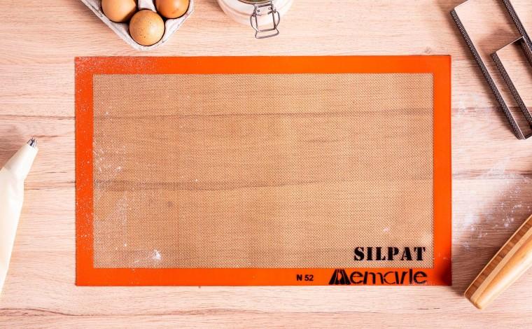 Toile de cuisson anti-adhérente Silpat - GN 1/1