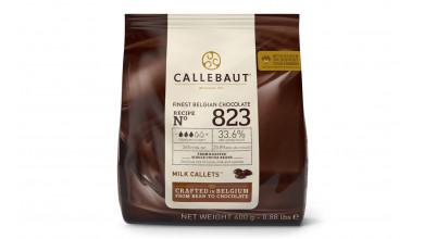Chocolat au lait 823 pistoles 400 grammes