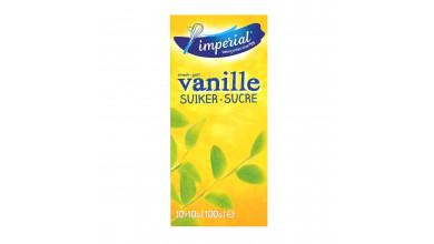Sucre Vanille Impérial 10 x 10 g