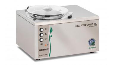 Sorbetière Gelato chef 3L Automatic