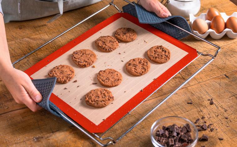 Tapis de cuisson en silicone - 40x30 cm